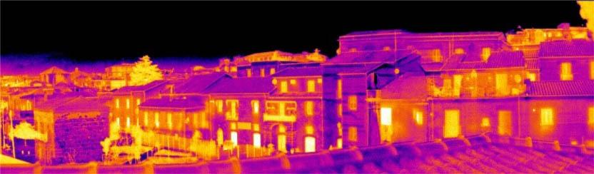 La prova termografica nel settore dell'ingegneria civile